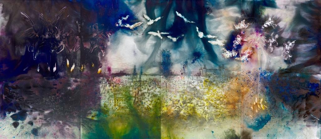 Cai Guo Qiang, Dia y noche en Toledo. Museo del Prado, Madrid 2017