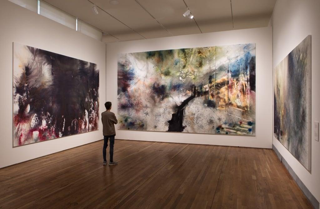 Cai Guo Qiang al Prado