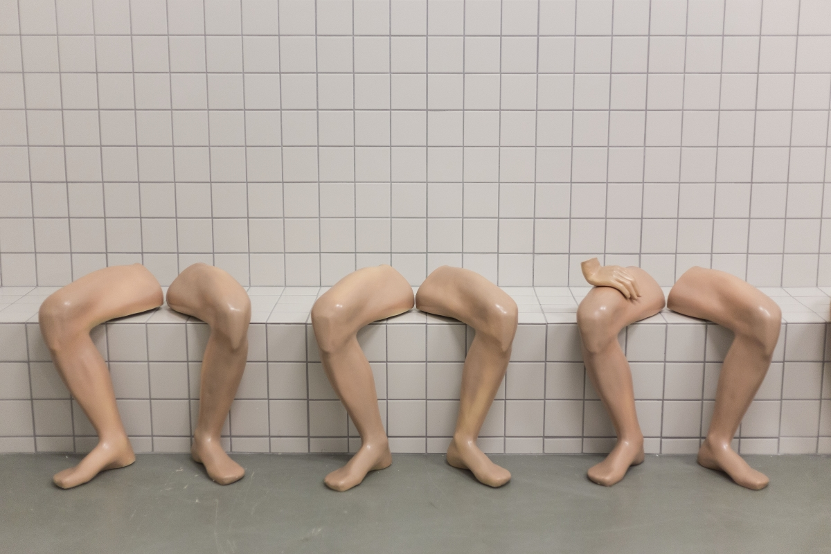 Candeger Furtun, Untitled, 1994–96, courtesy of the artist, photo Sahir Uğur Eren İsimsiz, 15th Istanbul Biennial