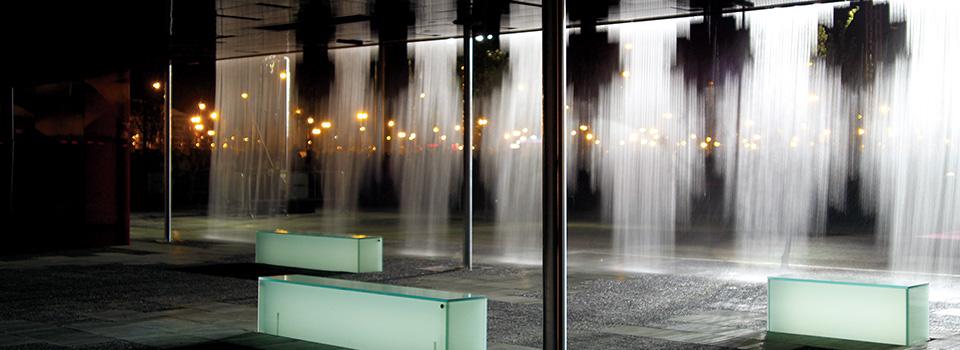 Carlo Ratti Associati, Digital Water Pavilion, Saragozza 2008