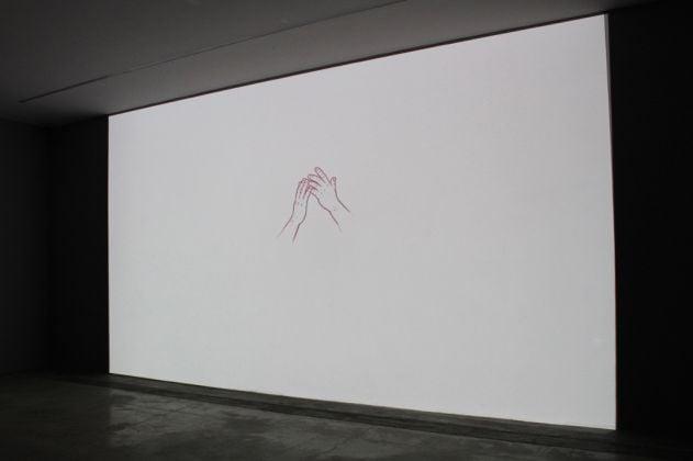 Carlos Garaicoa, Abismo, 2017, still da video. Courtesy l'artista, Galleria Continua, Galería Elba Benítez. Courtesy Fondazione Merz. Photo Andrea Guermani