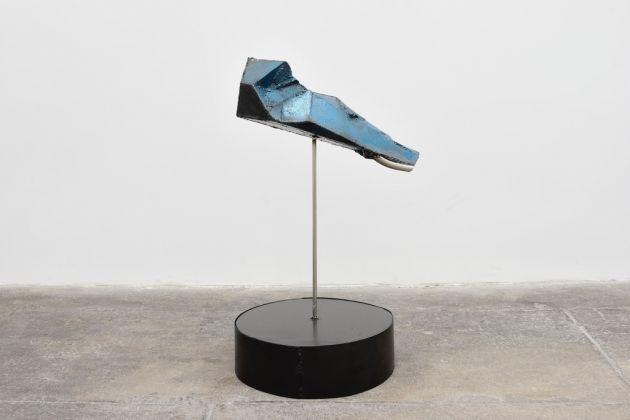 Caroline Mesquita, maquette 1 (Roma), 2017. Photo Roberto Apa. Courtesy of the artist & T293, Roma