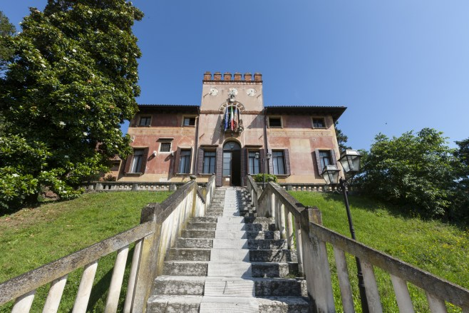 Casa Barbarella a Castelfranco Veneto
