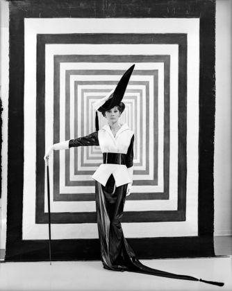 Cecil Beaton, Audrey Hepburn (My Fair Lady), 1963, (c) The Cecil Beaton Studio Archive at Sotheby's courtesy Augusta Edwards Fine Art, Paris Photo 2017