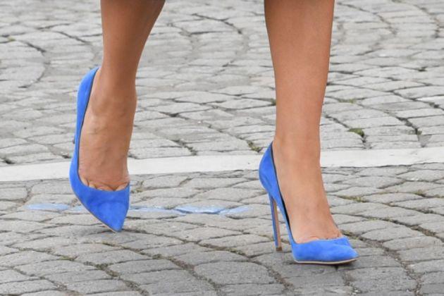 Christian Laboutin stiletto shoes