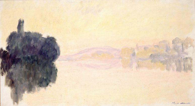 Claude Monet, La Senna a Port Villez. Effetto rosa, 1894 Parigi, Musée Marmottan Monet © Musée Marmottan Monet, paris c Bridgeman Giraudon presse