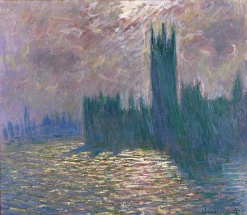 Claude Monet, Londra. Il Parlamento. Riflessi sul Tamigi, 1905 Parigi, Musée Marmottan Monet © Musée Marmottan Monet, paris c Bridgeman Giraudon presse