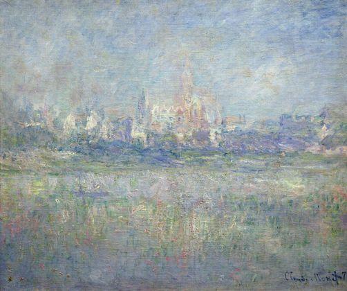 Claude Monet, Vétheuil nella nebbia, 1879 Parigi, Musée Marmottan Monet © Musée Marmottan Monet, paris c Bridgeman Giraudon presse