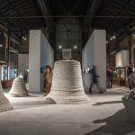 Come una falena alla fiamma. Exhibition view at OGR, Torino 2017. Photo Irene Fanizza