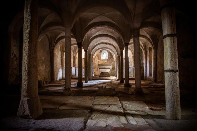 Complesso abbaziale di Santa Maria di Cavour, ph. Patrizia Galliano