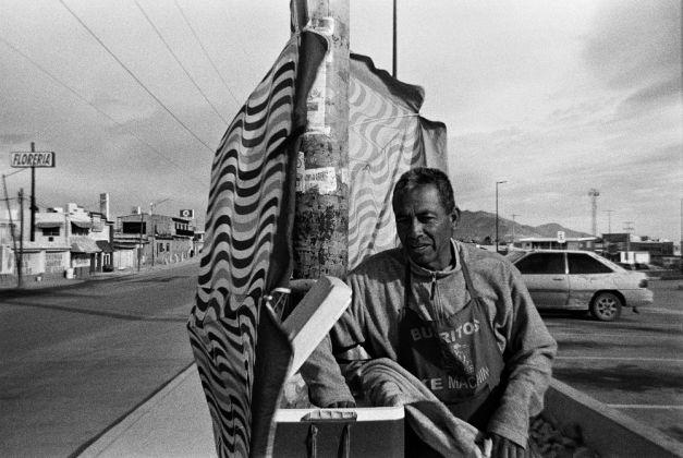 Daniel Morales, dalla serie Giving Power to Young People. 17 sguardi rivelano Juárez