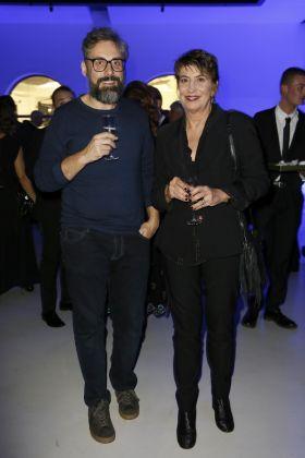 Dario Brunoni e Serena Dandini ph. Ernesto S. Ruscio Getty Images