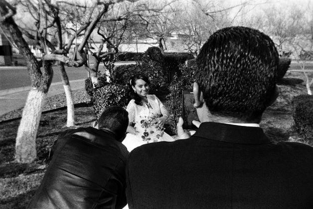 Edwin Guevara, dalla serie Giving Power to Young People. 17 sguardi rivelano Juárez