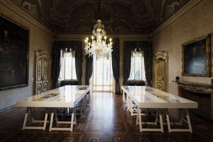 Ettore Sottsass. Le pagine. FLAT, Torino 2017. Photo Andrea Guermani
