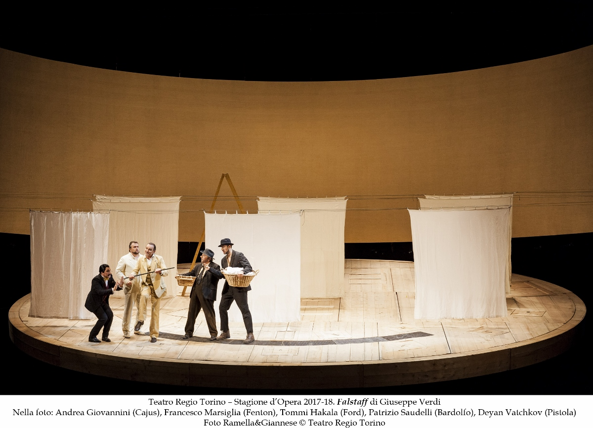 Falstaff, foto Ramella&Giannese, credit Teatro Regio Torino