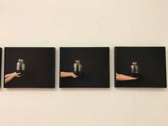 Fatma Bucak, Remains of what has not been said, installation view, photo Claudia Giraud