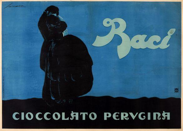 Federico Seneca, Baci Cioccolato Perugina, 1928