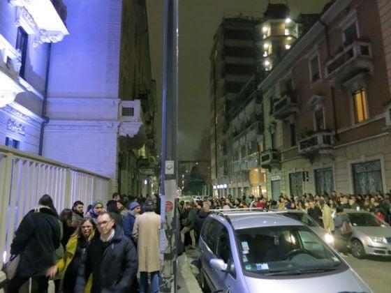 FuturDome, Milano, 2016-2017