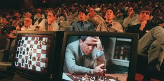 Garri Kasparov contro Deep Blue