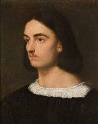 Giorgione, Ritratto di giovane, Venezia, collezione privata Fava
