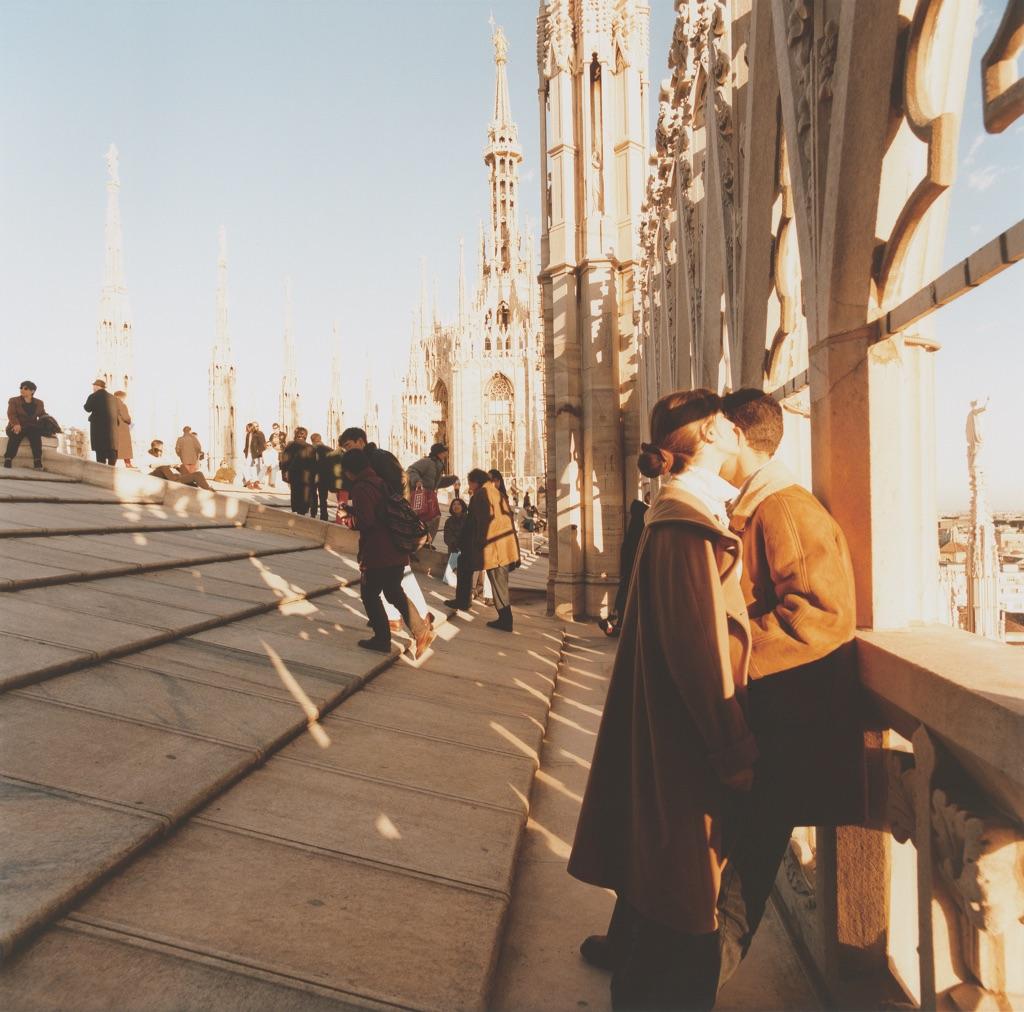 Giovanni Chiaramonte, Nascosto 69. Senza titolo, Milano 1999