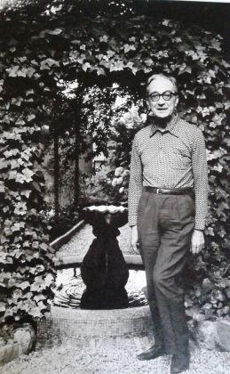 Giulio Carlo Argan 1974