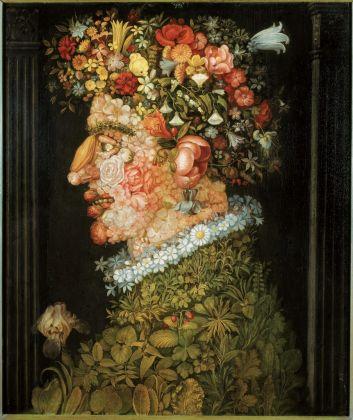Giuseppe Arcimboldo, La Primavera, 1555-60 ca. Monaco di Baviera, Bayerische Staatsgemäldesammlungen