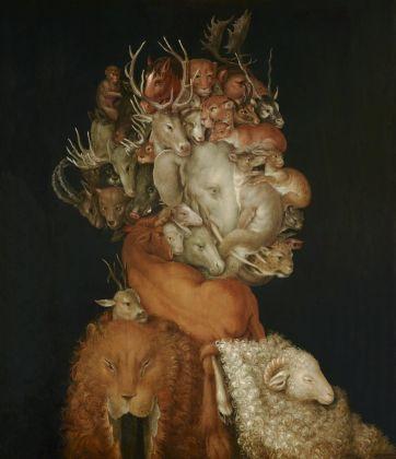 Giuseppe Arcimboldo, La Terra, 1566, Vienna, Lichtenstein - The Princely Collections
