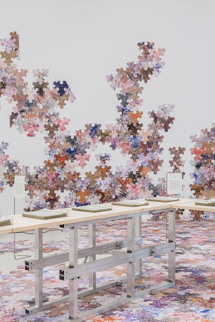 Hämatli & Patriæ. Exhibition view at Museion, Bolzano 2017. Photo Luca Meneghel