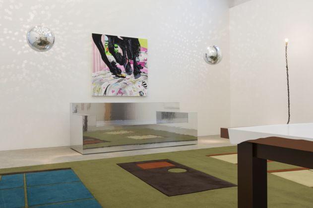 Home. Exhibition view at Galleria Massimo De Carlo, Milano 2017. Photo credit Roberto Marossi. Courtesy Massimo De Carlo, Milan_London_Hong Kong