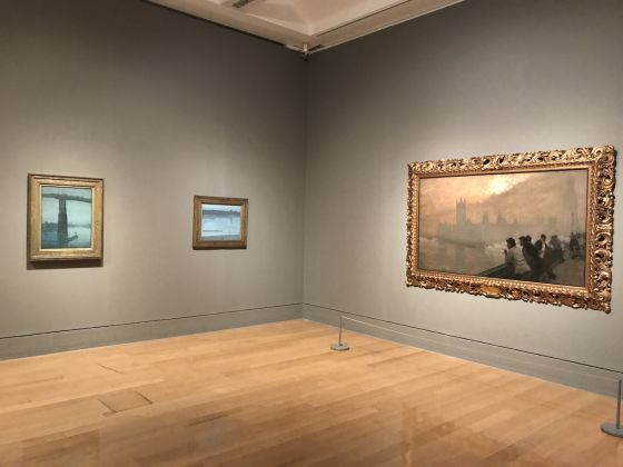 EY Exhibition: Impressionists in London, French Artist in exile (1870-1904) ph. Mario Bucolo