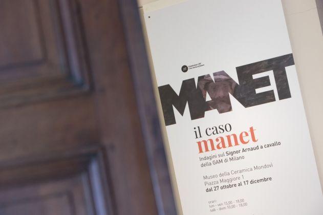 Il caso Manet. Museo della Ceramica, Mondovì 2017. Photo G Galleano 2017