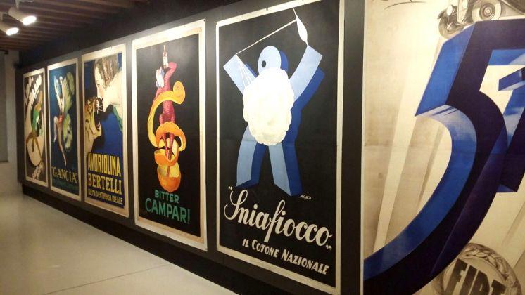Illustri persuasioni. Tra le due guerre. Exhibition view at Collezione Salce museo nazionale, Treviso 2017