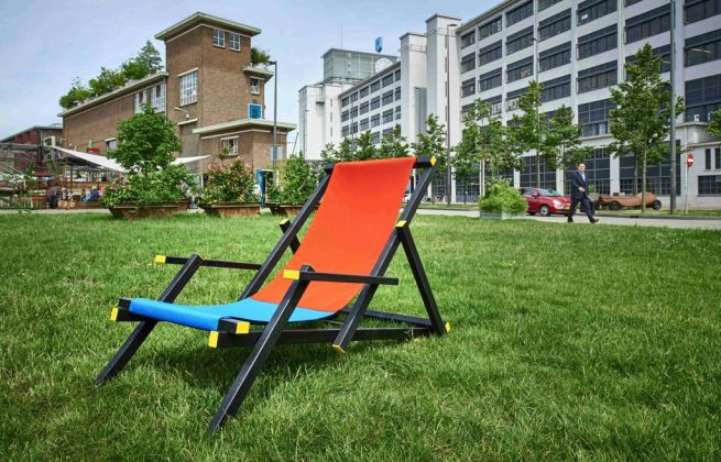 Immagine della campagna Mondrian to Dutch Design 2017, Brabant