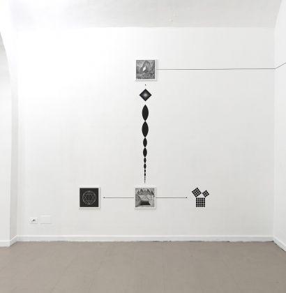 Jakub Woynarowski, Novus Ordo Seclorum (III), 2017, dettaglio. Courtesy z2o Sara Zanin Gallery, Roma. Photo Giorgio Benni