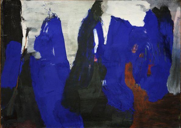 James Brooks, Quod, 1961. Courtesy Galleria Open Art, Prato