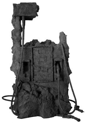 Jennifer Allora & Guillermo Calzadilla, Petrified Petrol Pump (Pemex II), 2011. Courtesy of the artist and kurimanzutto, Mexico City