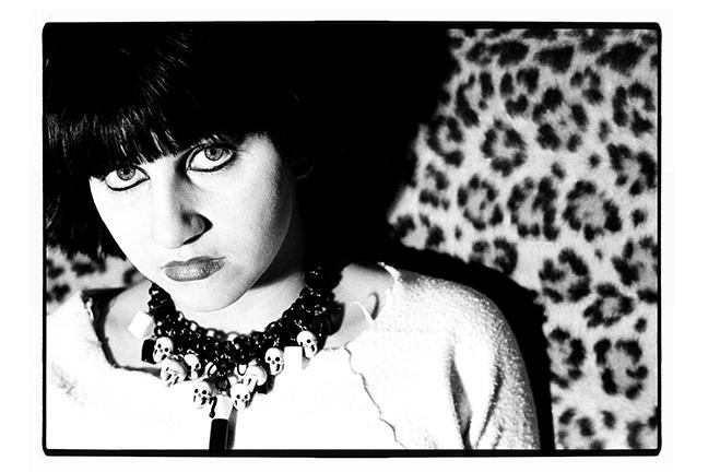 Lydia Lunch, foto di Julia Gorton