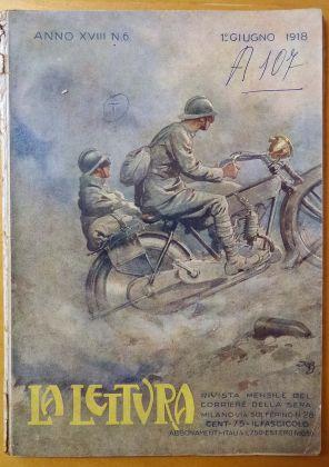 La Lettura, inserto del Corriere della Sera, 1918
