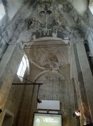 L'ex chiesa di San Benedetto e Santa Chiara, Licodia