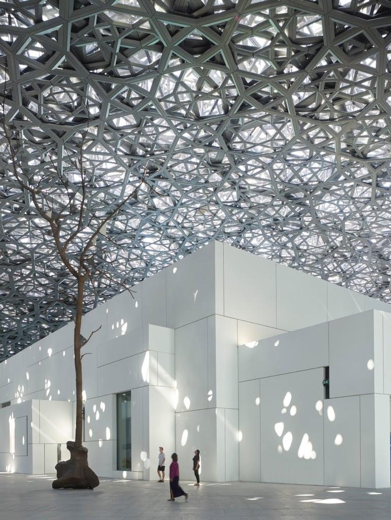 Louvre Abu Dhabi - Germination by Giuseppe Penone © Louvre Abu Dhabi – Photography Roland Halbe