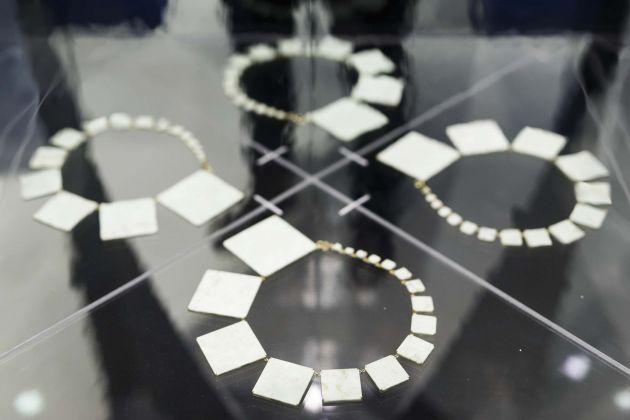 I gioielli della mostra al Maxxi Corpo, Movimento, Struttura