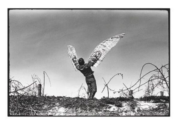 Mario Terzic, My Wings, 1970. Collection Frac Centre Val de Loire