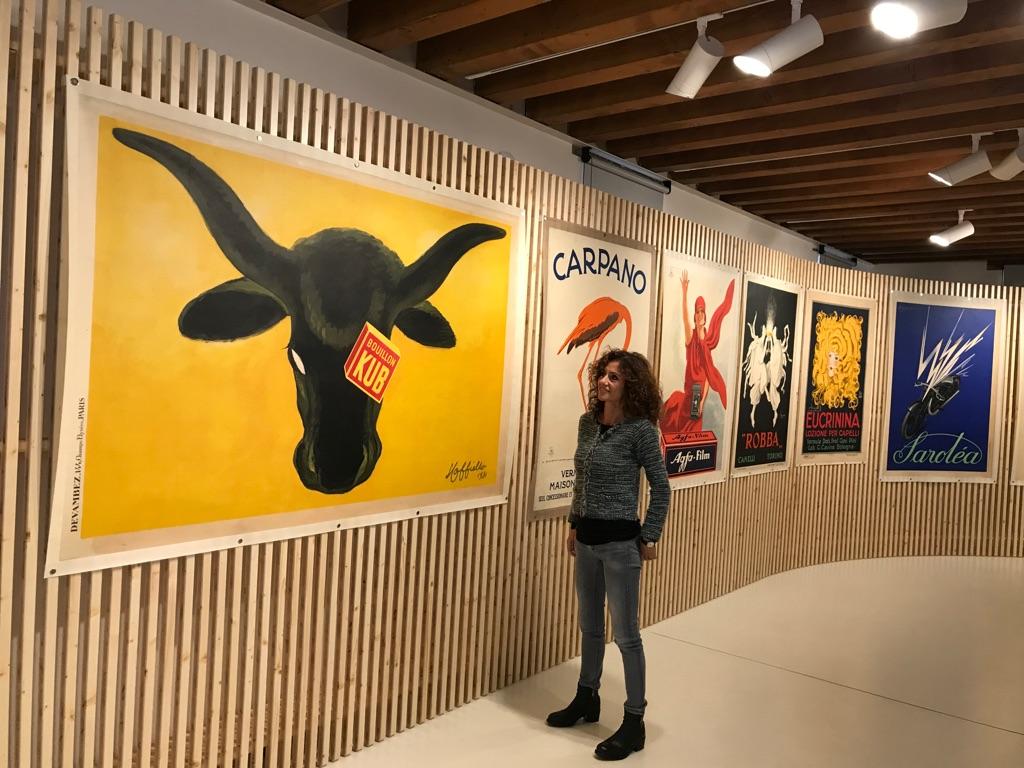 Marta Mazza, direttrice della Collezione Salce museo nazionale