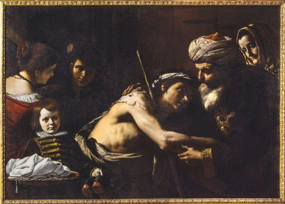 Mattia Preti, Il ritorno del figliol prodigo, 1640-45. Collezione privata
