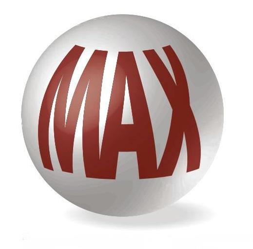 Max, il logo di Toscani nella sua versione infedele apparsa sulla stampa