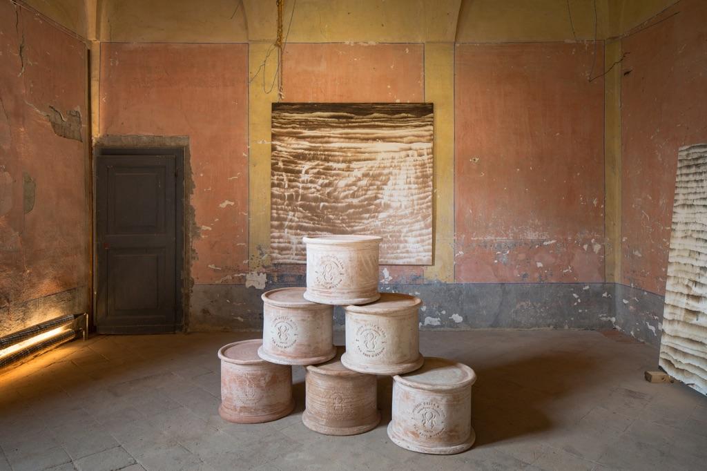 Museo della Merda. Roberto Coda Zabetta e l'Omaggio a Manzoni. Photo © Henrik Blomqvist