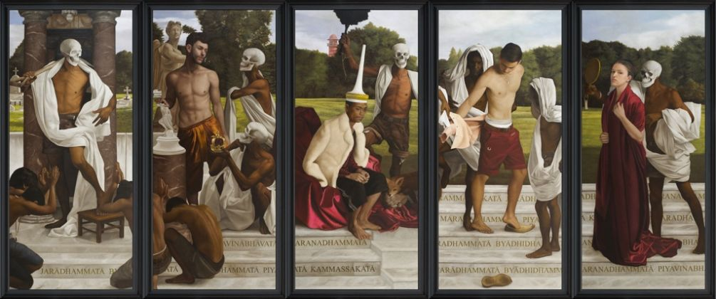 Natee Utarit, Passage to the Song of Truth and Absolute Equality, 2014