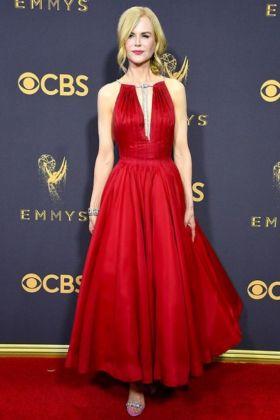Nicole Kidman agli Emmy Awards 2017