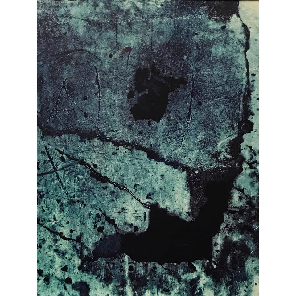 Nino Migliori, dalla serie Muri, 1955